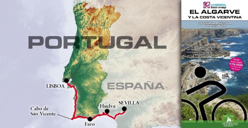 El Algarve y la costa vicentina (Portugal)