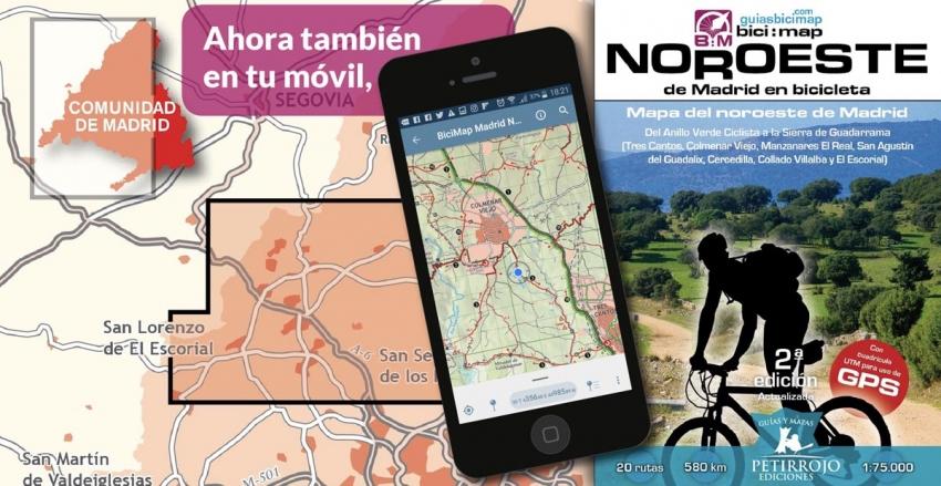 Noroeste de Madrid