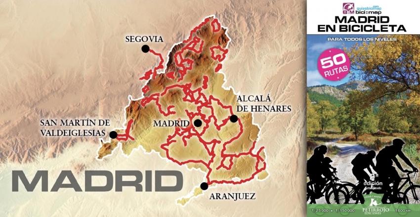 Madrid en bicicleta