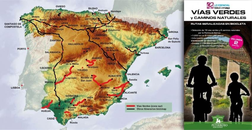 Vías Verdes 2 (sur)